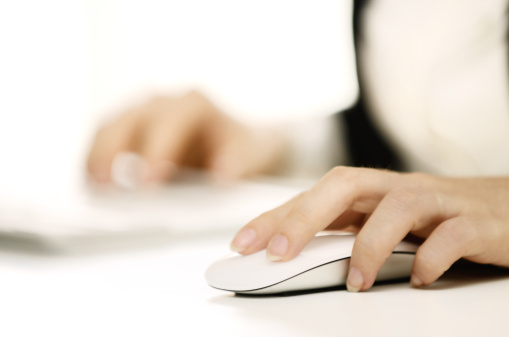 """正确使用鼠标,键盘 预防""""鼠标手"""""""